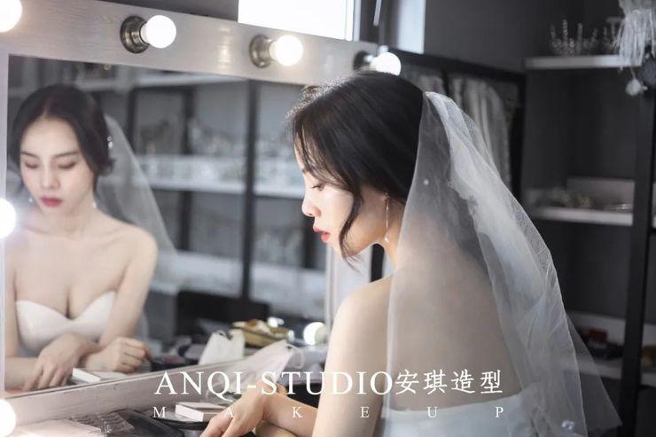 小白必看的婚礼试妆教程,高颜值新娘必修课