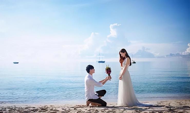如何在求婚时提高仪式感