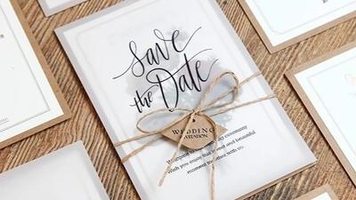 史上最全婚礼买买买清单,看这个买准没错!