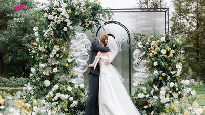 是什么样的户外婚礼,获得来宾一致好评?