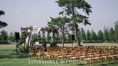 在南京这个隐世独立的奢华酒店办一场户外婚礼,到底有多美