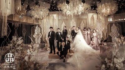 可仙可酷的婚礼与可盐可甜的新娘