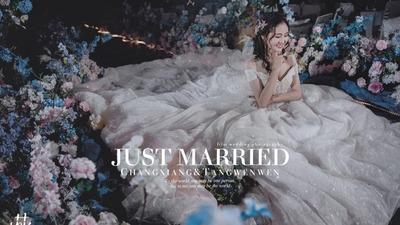 来自海底的婚礼,小美人鱼的秘密,蓝色的梦幻婚礼