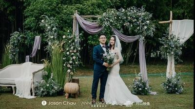 基督教户外婚礼