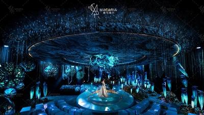 歌剧之夜 | 视听双重盛宴下的婚礼秀