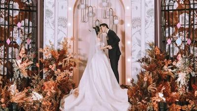 复古民国风婚礼