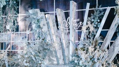 秘密的蓝婚礼