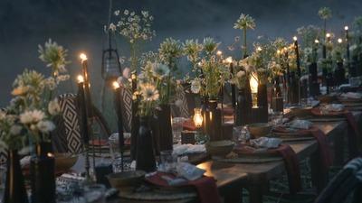 大漠、长城、黄河,这场大西北的狂野婚礼,是我做过的最浪漫的事了!