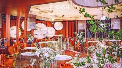 扬州·街南书屋,一场山水成画的中式婚礼