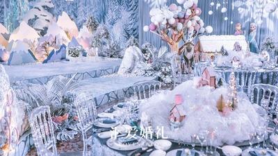 今日大雪,让我们带你走进现实版冰雪奇缘的童话世界