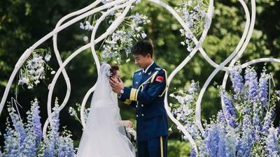 日出时分日落之后,无处不是你,属于天空和自由的婚礼