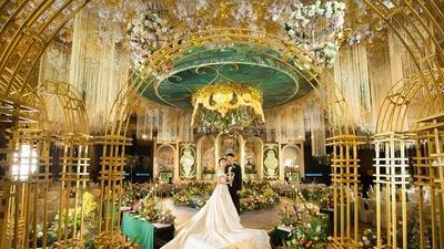 歌剧院主题婚礼