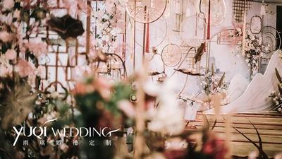 从新中式细节看有质感的婚礼态度