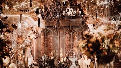 连周杰伦都爱的宫廷风,为什么会有如此大的魅力,宫廷风婚礼