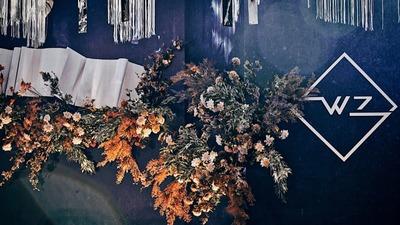 关于蓝紫色婚礼的一个设想