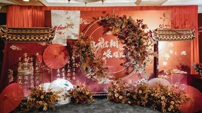中式婚礼已成趋势?看看这场婚礼你就知道