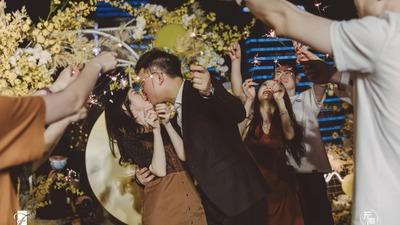无惊有喜的求婚过程,竭尽全力陪伴,只为你的一句我愿意