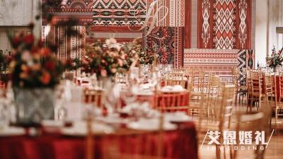 用民族的斑斓渲染爱情,土耳其情的异域婚礼