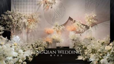 你在的時候,愛和時間都不夠用,温暖的韩式婚礼