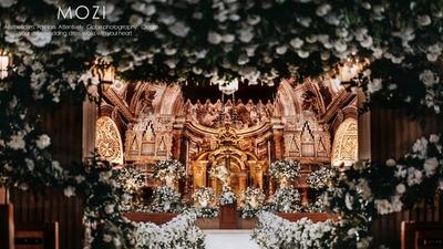 爱啊是永不止息,也坚如磐石,教堂婚礼梦