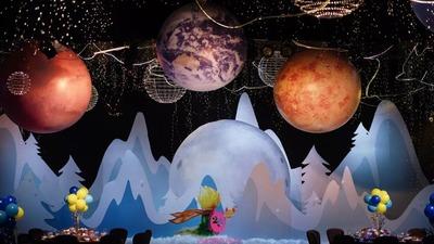 小王子的星球上永远有童话,小王子的生日宴
