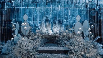 蓝色大海传说——爱的海洋力量,蓝色海洋婚礼