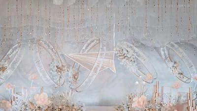 飞行主题婚礼