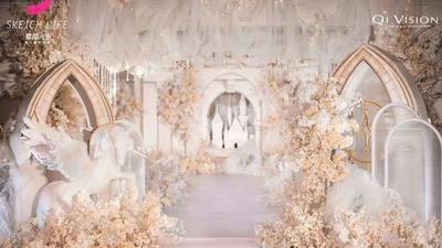 城堡主题婚礼