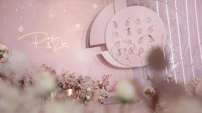 泰式风格婚礼