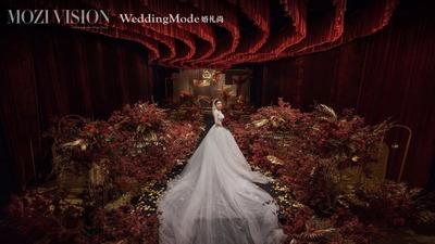 红金色婚礼,将炙热闪烁的浪漫 载入史册