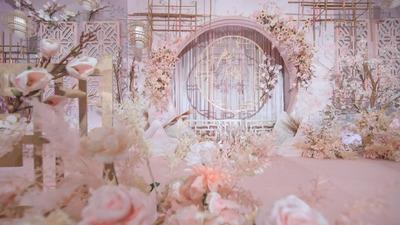 浪漫新中式古典婚礼