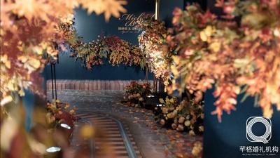 下一站,海上的列车婚礼,会有无脸男在等你么?