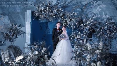 艺术风格主题婚礼