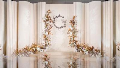 真实婚礼: 嫁给我爱的他,而且是两次!
