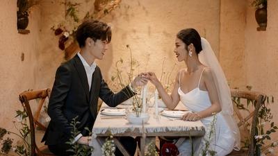 私奔婚礼:邂逅与自然的浪漫