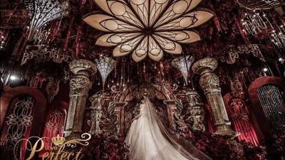 华丽宫庭风婚礼
