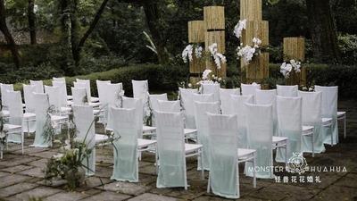 """最好的婚礼就是""""心甘情愿感染你的气息"""""""