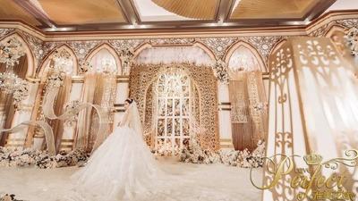 浪漫欧式主题婚礼