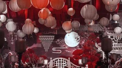 中式婚礼的1001场,唯独这场属于杭州城