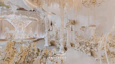 从小饭店变身游乐园,让上千人都惊呆了的婚礼现场大改造