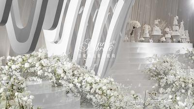 白色婚礼千万不要轻易尝试,怕你一不小心就爱上