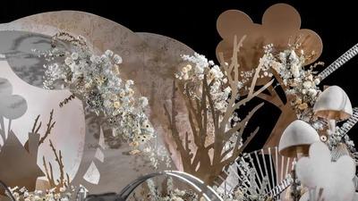 多神奇啊 蒸汽波和克苏鲁组成了婚礼