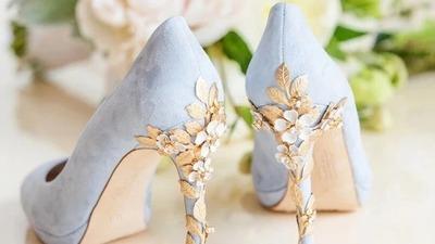 关于婚鞋,你还只知道Jimmy Choo吗?