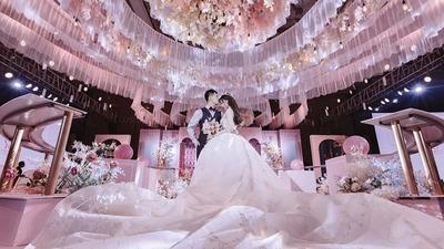 布达佩斯大饭店主题婚礼