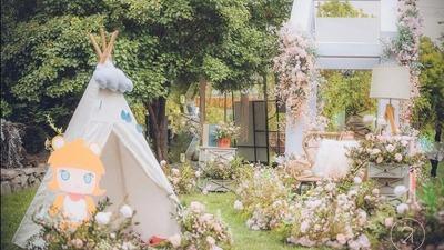 家居感主题婚礼