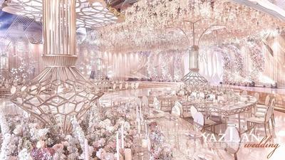 """百万婚礼不仅有独匠设计,更有""""史诗""""级别的音乐剧版教堂"""