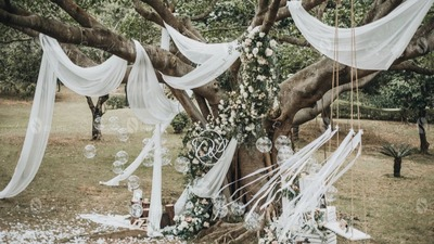 A Leisurely Morning,田园质感婚礼