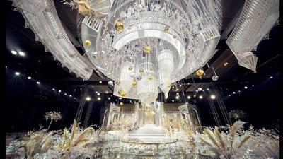 欧式城堡主题婚礼