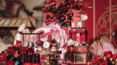 長樂未央,大气磅礴!气势开挂的新中式婚礼
