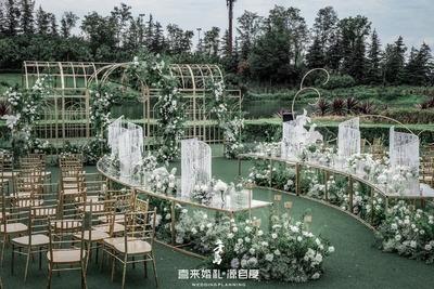欧式草坪婚礼